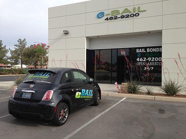 eBAIL Traffic Bail Bonds Las Vegas Nevada