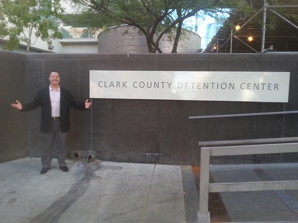 Clark County Detention Center Release Info