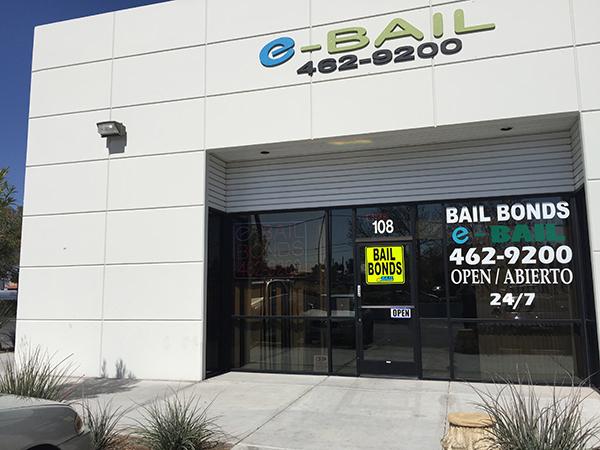 Felony Bail Bonds North Las Vegas